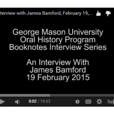 An Interview with James Bamford.