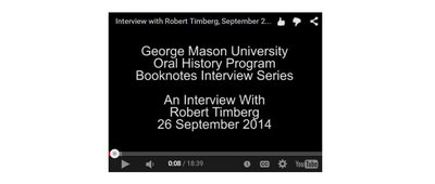 An Interview with Robert Timberg.